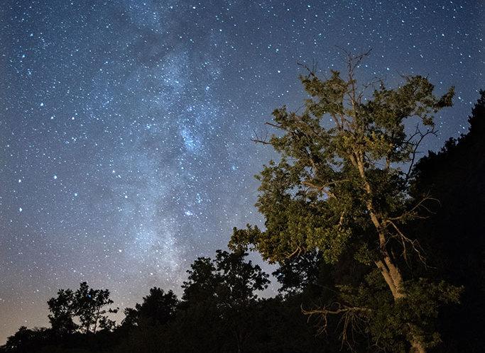 Sessió fotogràfica nocturna