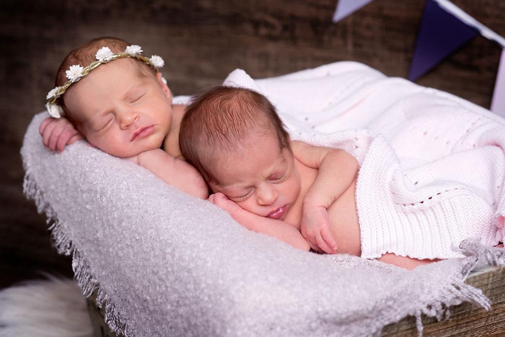 Sessions d'estidi de newborn