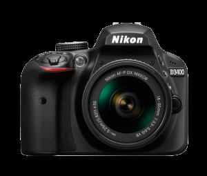 Nikon D3400 oliveras fotògraf