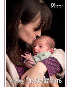 Amor de la Mare, fen un petó al seu fillet